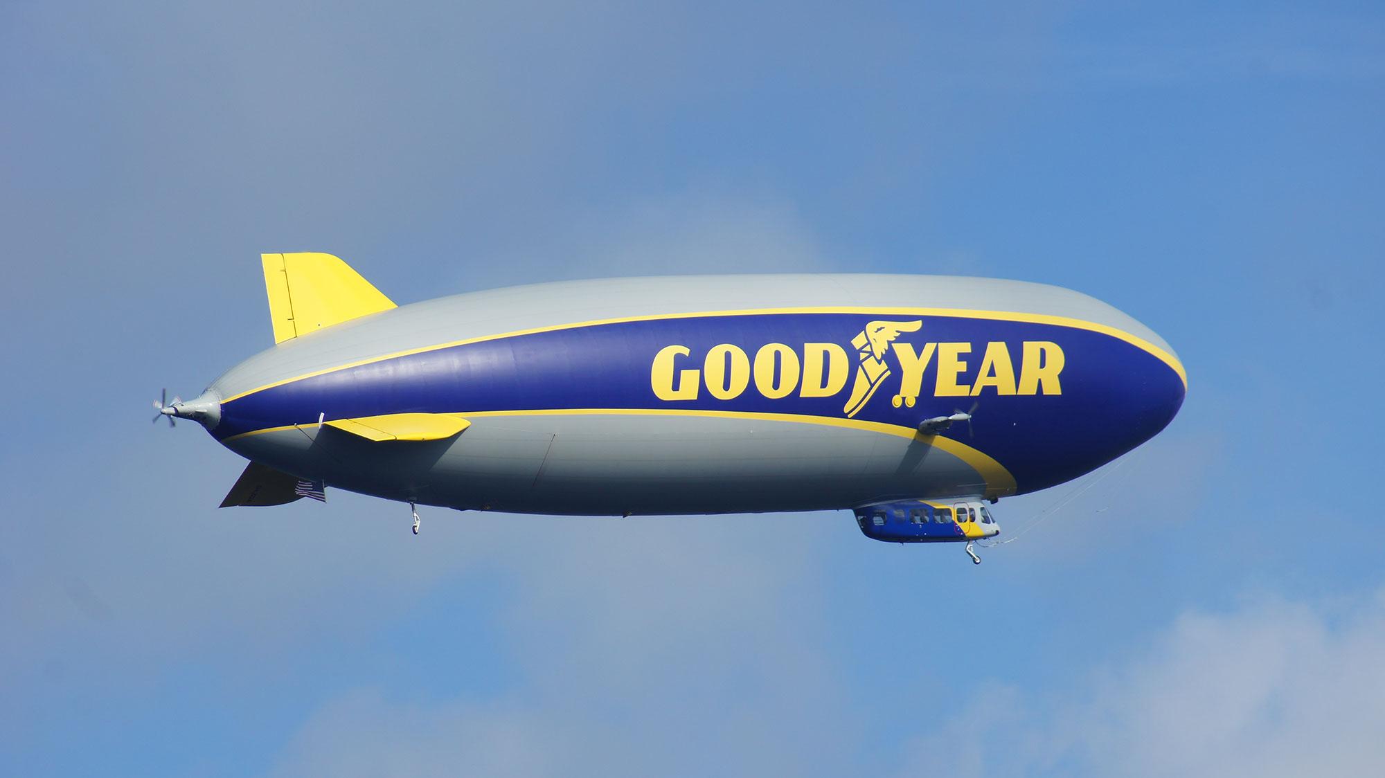 Dirigibile Goodyear Zeppelin NT